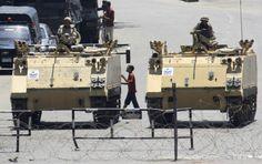 V južnom Egypte zahynulo pri útoku 23 koptských kresťanov - Zahraničie - TERAZ.sk