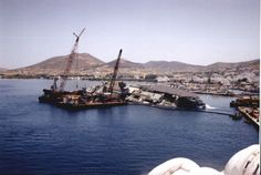 F/B Poseidon Express - Piraeus Ferry Boat, Paros, Over The Years, Paris Skyline, Opera House, Boats, Building, Lava, Construction