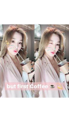 xolovestephi: but first Coffee ☕️ Tiffany
