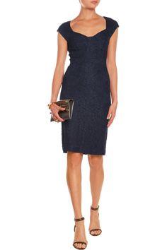 Diane von FurstenbergKatrina guipure lace dressfront