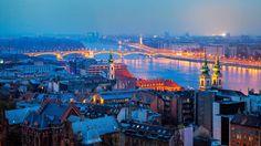 Most Beautiful Cities, Budapest (Hungary) Beautiful Places In The World, Most Beautiful Cities, Beautiful Places To Visit, Places Around The World, Around The Worlds, Budapest City, Visit Budapest, Hungary Travel, World Wallpaper