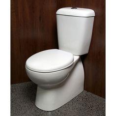 Waterware Aurora Mini Back-To-Wall Toilet Suite Toilet Suites, Back To Wall Toilets, Vanity Units, Bathroom Fixtures, Plumbing, Aurora, Mini, Bathroom Ideas, Decorating Ideas
