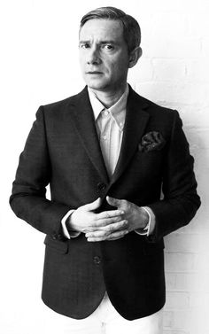 I am breaking down and making a Martin Freeman board, I live him too much not to have one.