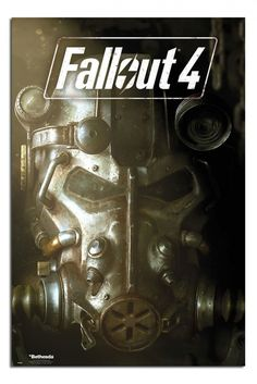 Fallout 4 Mask Poster | iPosters