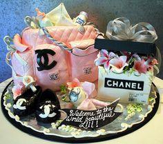 Chanel Baby Shower