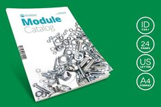 Module Product Catalog by IndieStock on @creativemarket