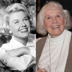 Doris Day is 92 Today - Picture Archive Golden Age Of Hollywood, Vintage Hollywood, Hollywood Glamour, Hollywood Stars, Hollywood Actresses, Classic Hollywood, Actors & Actresses, Old Movie Stars, Classic Movie Stars