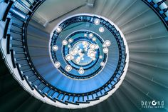Lose Yourself in This Collection of Entrancing Spiral Staircase Photos