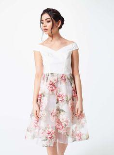 Petites Bardot Floral Dress http://www.missselfridge.com/en/msuk/product/petites-299051/view-all-299081/petites-bardot-floral-dress-5095573?bi=40&ps=20