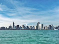 Chicago by boat
