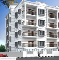"""""""Wondering if you'll ever be able to find a home in areas like JP Nagar? Introducing Prabhavathi Sri Krishna in JP Nagar 7th Phase @the most competitive of prices. Visit our office or drop in for a site visit to book your flat right away. """""""