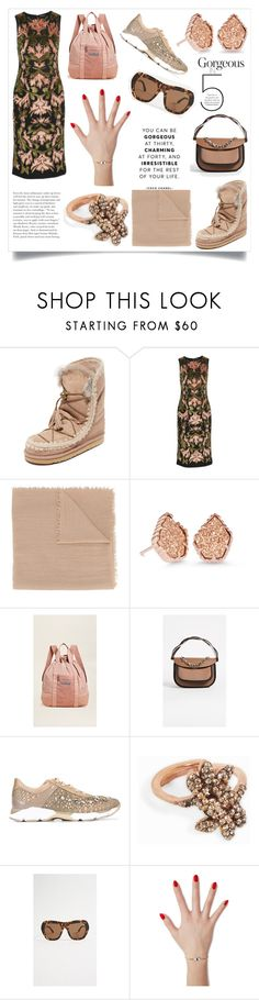 """""""Style is what you do with it"""" by emmamegan-5678 ❤ liked on Polyvore featuring Mou, Alice + Olivia, Faliero Sarti, Kendra Scott, adidas, Marni, MAHA LOZI, Quay, Delfina Delettrez and Chanel"""
