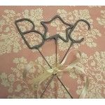Star Shaped - Wedding Sparklers $53.99