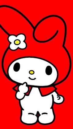 My Melody Sanrio My Melody Wallpaper, Sanrio Wallpaper, Hello Kitty Wallpaper, Cute Images, Cute Pictures, Hello Kitty My Melody, Cartoon Sketches, Sanrio Characters, Cute Cartoon Wallpapers