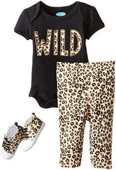 BON BEBE Baby-Girls Newborn Wild Animal Print 4 Piece Pant Set with Sneakers, Multi, 3-6 Months Bon Bebe http://www.amazon.com/dp/B00PN53YL4/ref=cm_sw_r_pi_dp_v.8Zub1M5408T