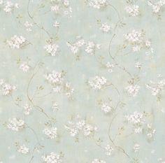"""Bryan 33' x 20.5"""" Floral 3D Embossed Wallpaper"""