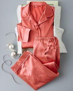 Classic Silk Pajamas - nothing like REAL SILK!