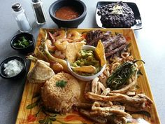Pozole - Parrillada - Surf & Turf! Only at Montecasino Cafe Grill! #Kentsdeals