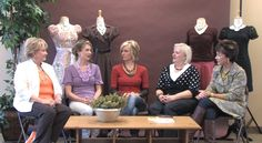 The 4 Types Beauty Panel Discusses How Different Types of Women Experience Comfort - The Carol Blog