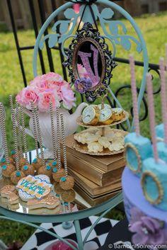 Alice in Wonderland Birthday Party Ideas | Photo 3 of 10