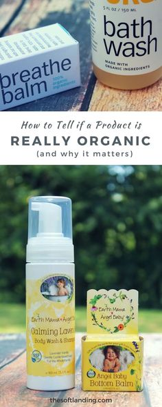 Knowing which organic claims are just slick marketing doesn't have to be difficult! Learn how not to get tricked into buying products that aren't really organic via @thesoftlanding