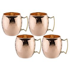Shop Wayfair for Old Dutch International Moscow Mule 16 Oz. Hammered Mug - Great Deals on all Kitchen & Dining products with the best selection to choose from!