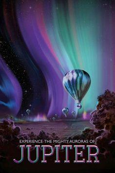 Подборка ретро-плакатов о космических путешествиях от NASA Космос, NASA, Планеты Солнечной системы, Путешествия, Ретро, постер, длиннопост