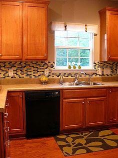Eat. Sleep. Decorate.: DIY Tile Backsplash {Kitchen Reveal}