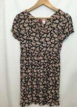 H&M Floral Slinky Dress!