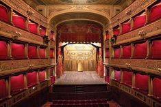 Teatro Caio Melisso, Spoleto www.italianways.com/spoletos-teatro-caio-melisso-and-power/