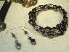 The Amazing Magnetic Hematite Bracelet or by SandiesGiftCorner, $22.95