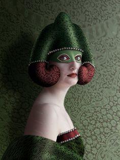 World of Lace Emerald & Lace