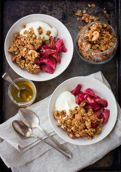 Rum-Kissed Coconut Granola | The Bojon Gourmet