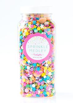 Carousel Sprinkle Medley (sweetapolita.etsy.com)