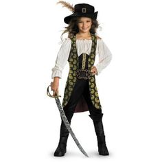 Cheap Pirates of the Caribbean 4 On Stranger Tides - Angelica Deluxe Child Costume http://www.go4costumes.com/products/Pirates-of-the-Caribbean-4-On-Stranger-Tides--Angelica-Deluxe-Child-Costume/index.php Want to buy Pirates of the Caribbean 4 On Stranger Tides - Angelica Deluxe Child Costume? View our catalogue for Pirates of the Caribbean 4 On Stranger Tides - Angelica Deluxe Child Costume that offers a range of collection to choose from.