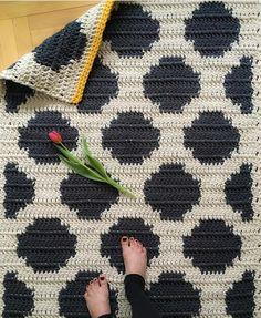 #crocheting #paspas #kilim #halı #dekor #evdekorasyonu @petelkowo