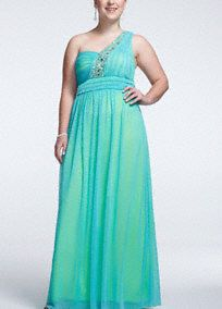 Beautiful and Unique Plus Size Dresses and Gowns by David's Bridal
