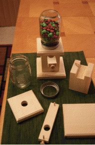 Candy Dispenser - Diy