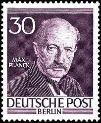 Briefmarken-Jahrgang 1953 der Deutschen Post Berlin – Briefmarke: Max Planck - German theoretical physicist who originated quantum theory which won him the Nobel Prize in Physics in 1918 Albania, Albert Einstein Theories, Gp Mexico, Max Planck, Nobel Prize In Physics, German Stamps, Theory Of Relativity, Nobel Prize Winners, Old Stamps