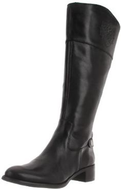 Etienne Aigner Women's Chip Riding Boot,Black,5.5 M US.  $189.00            Etienne Aigner has over 40 years experience in crafting footwear. Classic looks with modern touches of fashion blend together for elegant yet easy-to-wear shoes. Dressed-up or casual, Etienne Aigner is dedicated to providing some of the finest footwear for women who love shoes.