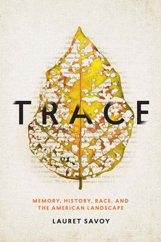 """Lauret Savoy, an earth scientist turned award-winning writer, reflects in her new book """"Trace"""" on the marks racism has left on the American landscape."""