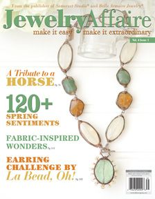 From Broken to Beautiful Jewelry Affaire Magazine Article