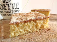 rehlein backt: [Rezept] Tres leches - Dreierlei-Milch-Kuchen