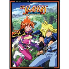 The Slayers: Revolution-R - The Complete Seasons 4 & 5 [4 Discs]