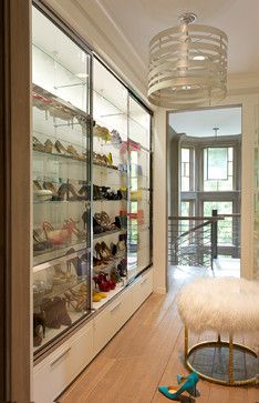 New Canaan Addition transitional-closet