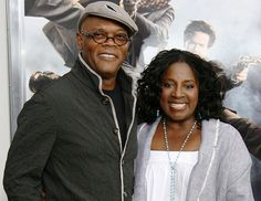samuel jackson  and wife LaTayna | Actor Samuel L. Jackson's wife, LaTanya Richardson, recently opened ...