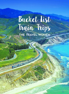 11 Bucket List Train Trips Across America with Amtrak. Click through to read about some of the most majestic train routes in the US that hug canyons, lakes and deserts and can only be accessed by rail. Cool Places To Visit, Places To Travel, Travel Destinations, Places To Go, Amtrak Train Travel, Scenic Train Rides, Travel By Train, Voyager Seul, Train Route