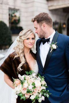 Winter Wedding Fur, Winter Wedding Bridesmaids, Winter Bride, Winter Wonderland Wedding, Christmas Wedding, Vintage Fur, Vintage Bridal, Vintage Glamour, Winter Wedding Inspiration
