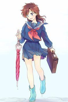 埋め込み Anime Girlxgirl, Anime Girl Neko, Magic Kaito, Inuyasha Fan Art, Alice Mare, Baby Animal Drawings, Kaito Kuroba, Detective Conan Wallpapers, Kaito Kid