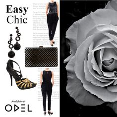 Easy Chic! ‪#‎ODEL‬ ‪#‎Odelstyle‬ ‪#‎Odelfashion‬ ‪#‎Shoes‬ ‪#‎Lifestyle‬ ‪#‎Fashion‬ ‪#‎Summertrends‬ ‪#‎Accessories‬ ‪#‎Bags‬